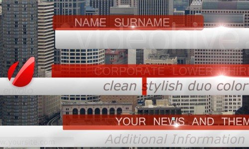 After Effects News Template Beautiful Breaking News 20 after Effects News Templates