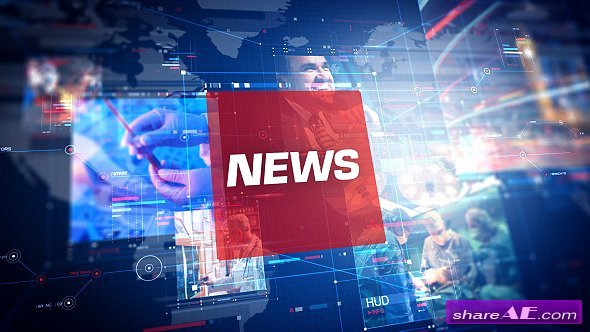 After Effects News Template Best Of Videohive News Pro after Effects Project Free after