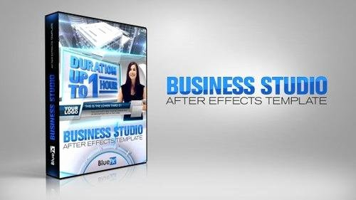 After Effects News Template Elegant Virtual Sets for Adobe after Effects – Virtual Set Lab