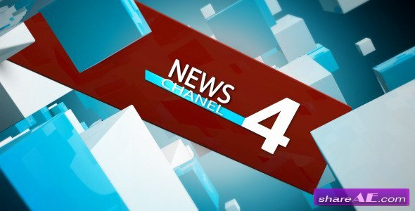 After Effects News Template Lovely News Channel after Effects Project Videohive Free