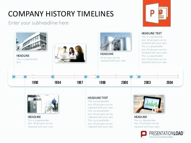 After Effects Timeline Template Awesome Pany History Timelines Timeline Template Free Download