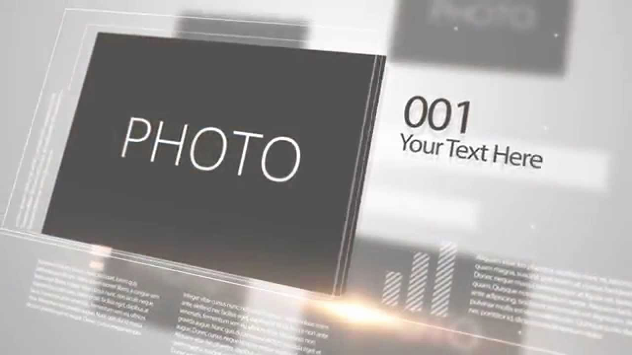 After Effects Timeline Template Beautiful Free Download after Effects Project Template Slideshow