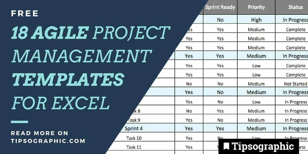 Agile Project Plan Template Lovely 18 Jackpot Agile Project Management Templates for Excel