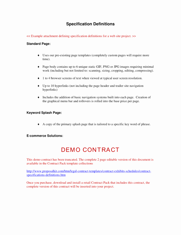 Amendment to Contract Template New Template Contract Amendment Template