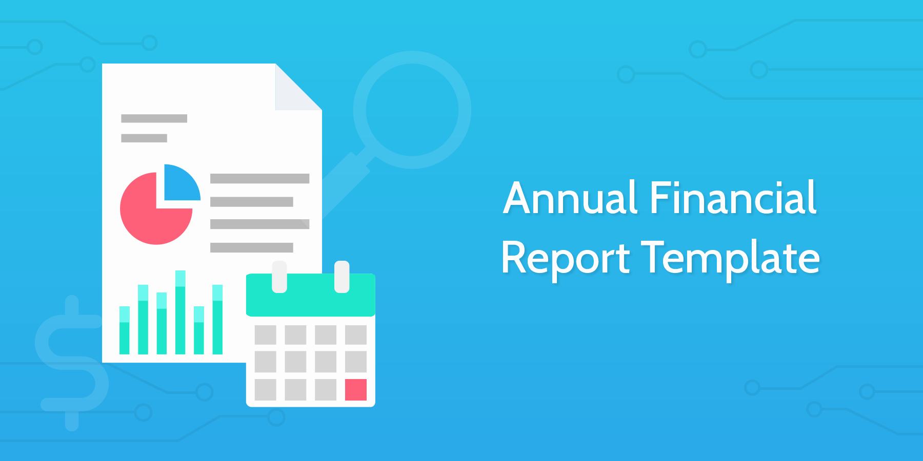 Annual Financial Report Template Beautiful Annual Financial Report Template