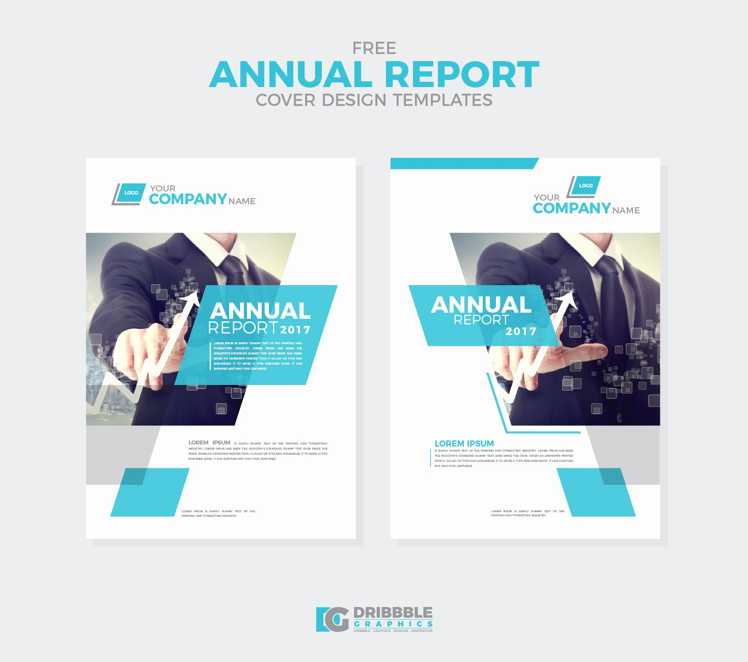 Annual Financial Report Template Elegant Free Annual Report Cover Design Templates
