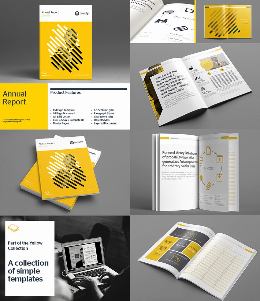 Annual Financial Report Template Inspirational 15 Annual Report Templates with Awesome Indesign Layouts