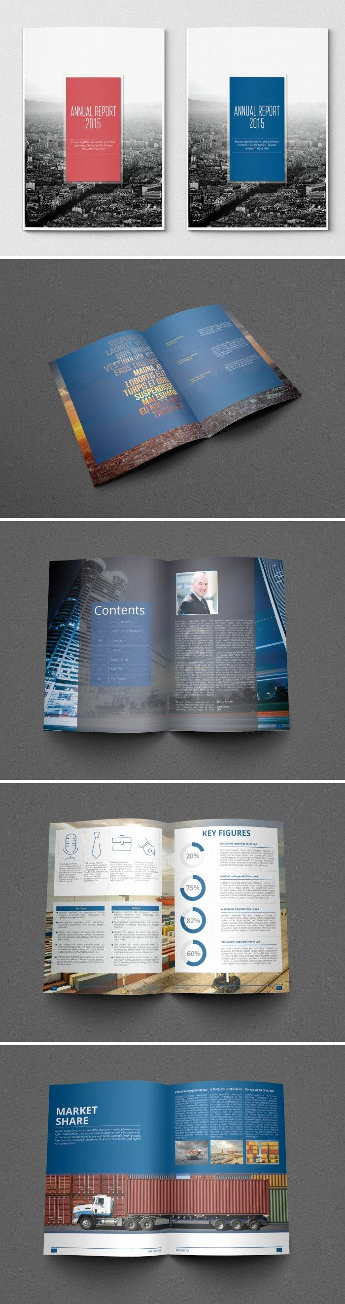 Annual Financial Report Template Inspirational A Showcase Of Annual Report Brochure Designs to Check Out