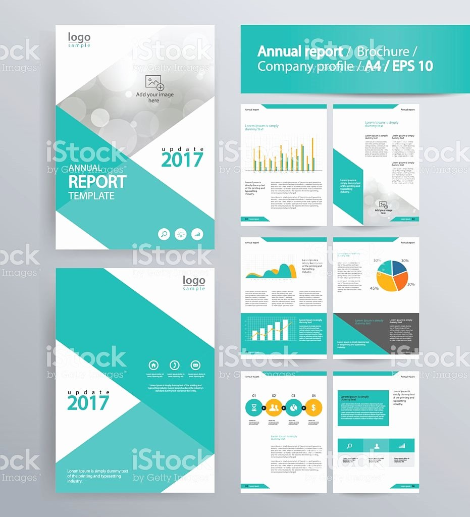 Annual Report Design Template Awesome Id Layout Template Templates Station