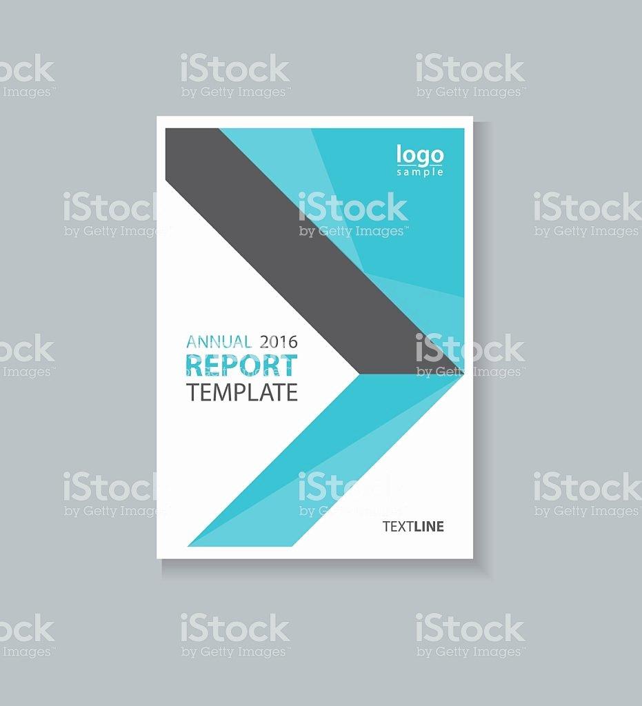 Annual Report Design Template Beautiful Business Cover Design Template Brochure Annual Report