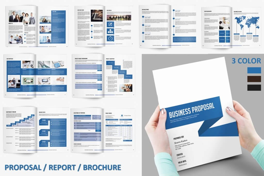 Annual Report Design Template Lovely 20 Annual Report Templates