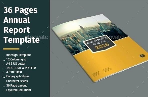Annual Report Template Word Beautiful Simple Annual Report Template Free Indesign Docx