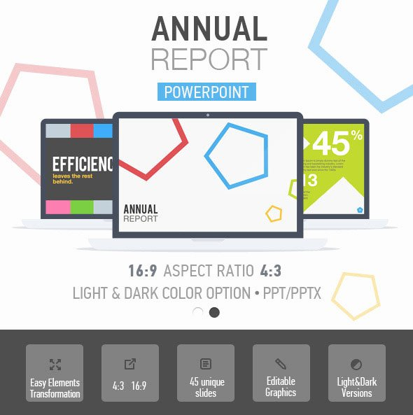 Annual Report Template Word Luxury 48 Best Annual Business Report Templates Psd Word