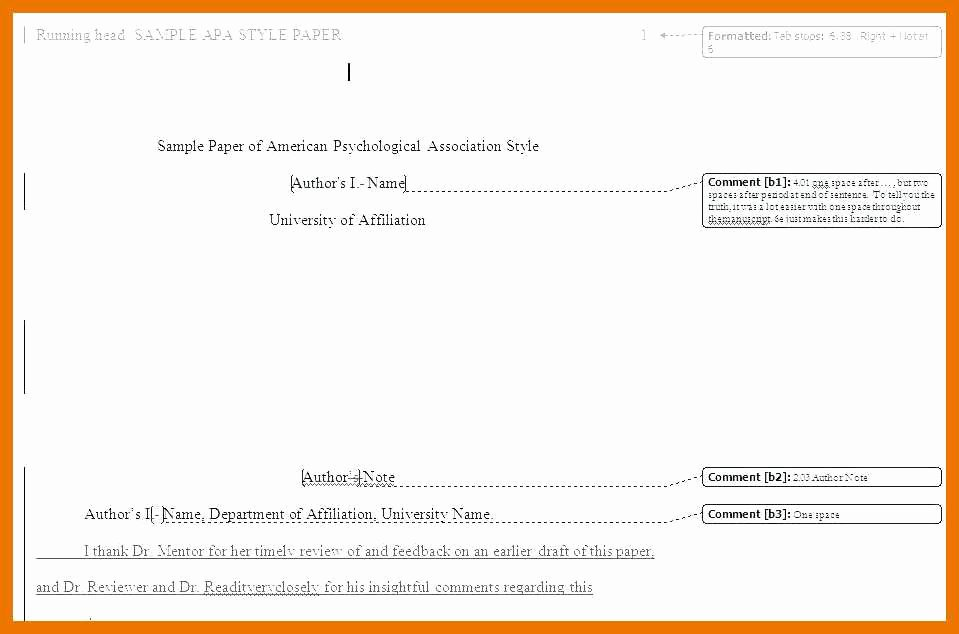 Apa format Template Download Elegant 11 12 Free Apa Template for Word