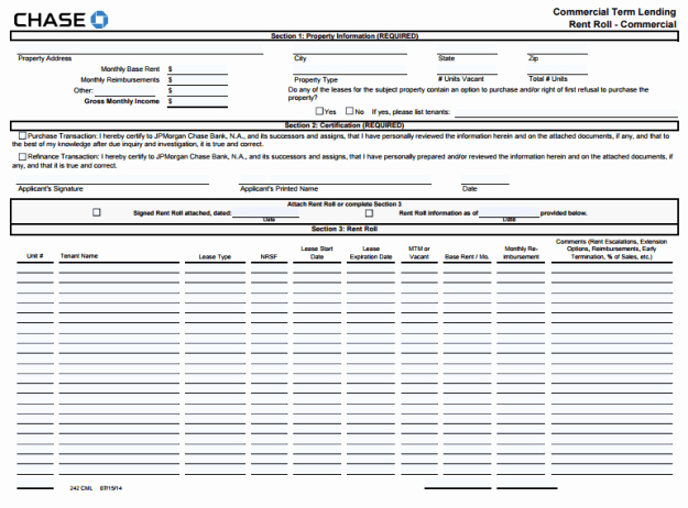 Apartment Rent Roll Template Lovely Rent Roll Templates Find Word Templates