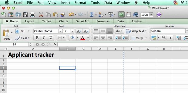 Applicant Tracking Spreadsheet Template Lovely Building A Job Applicant Tracking Spreadsheet