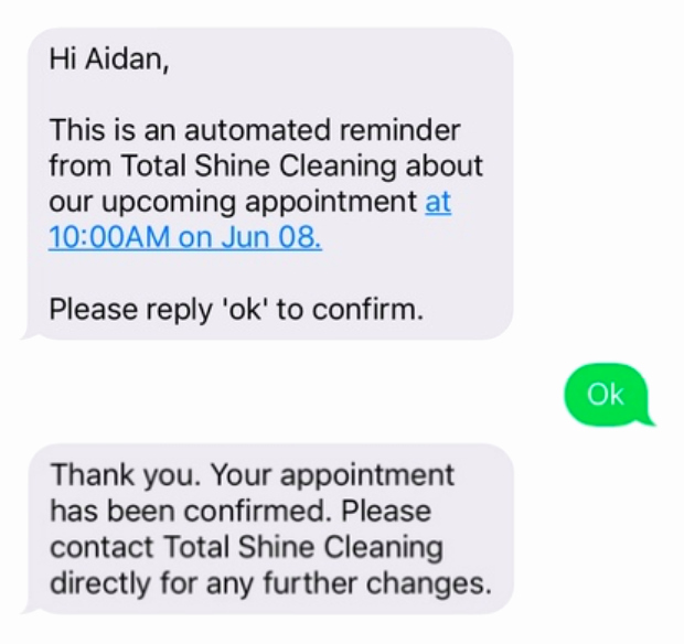Appointment Reminder Email Template Lovely Hvac How to Reduce Last Minute Appointment Cancellations