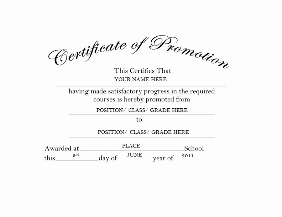 Army Promotion Certificate Template Inspirational Geographics Certificates