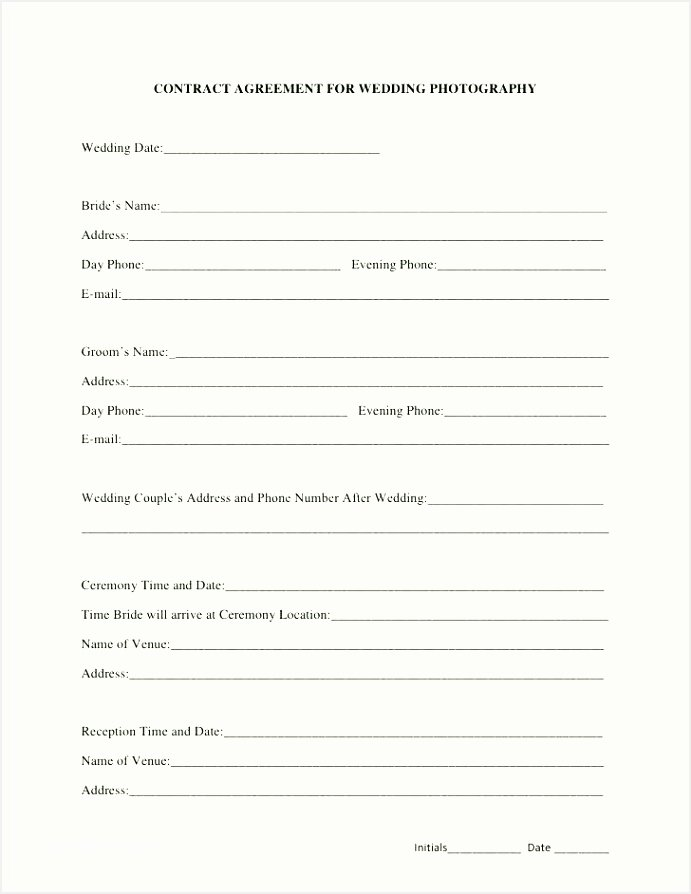 Artist Booking Contract Template Best Of Artist Booking form Template Besttemplatess123