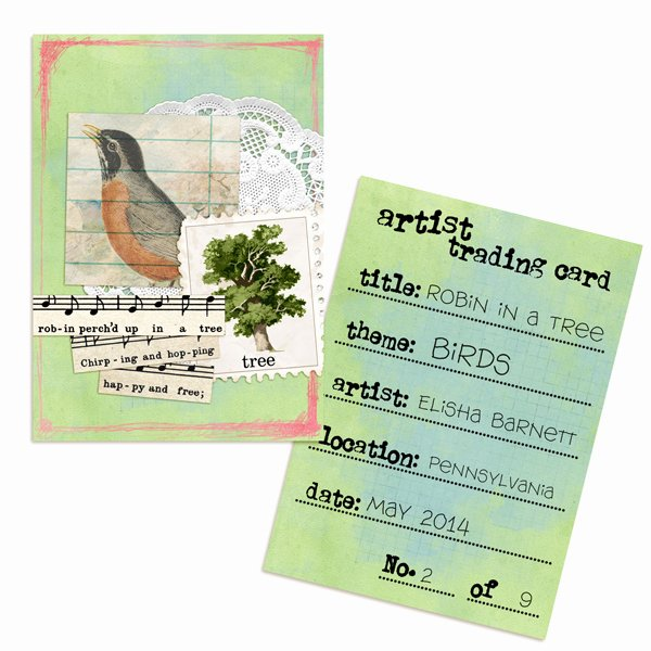 Artist Trading Cards Template Beautiful Scrapsimple Paper Templates atc Backgrounds and Edges