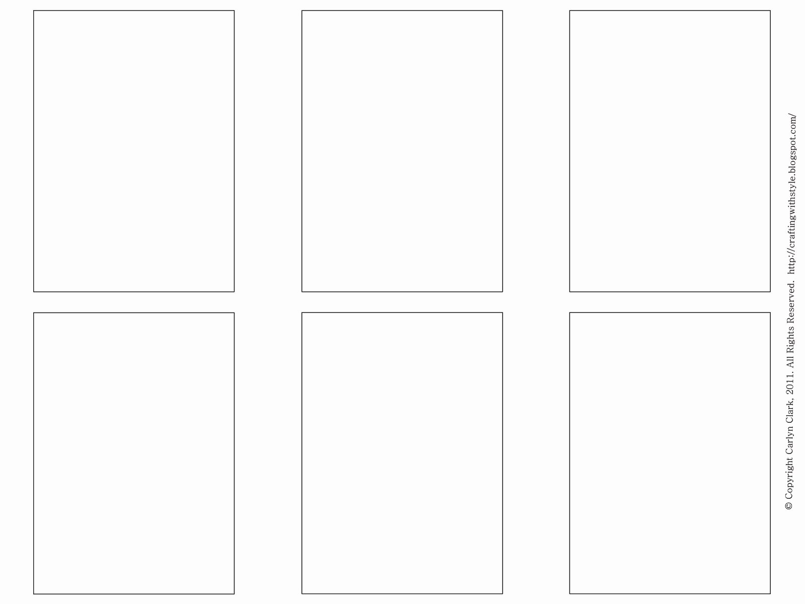 Artist Trading Cards Template Luxury Free Blank Business Card Templates