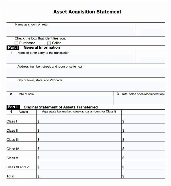Asset Purchase Agreement Template Inspirational 7 Sample asset Purchase Agreement Templates for Free