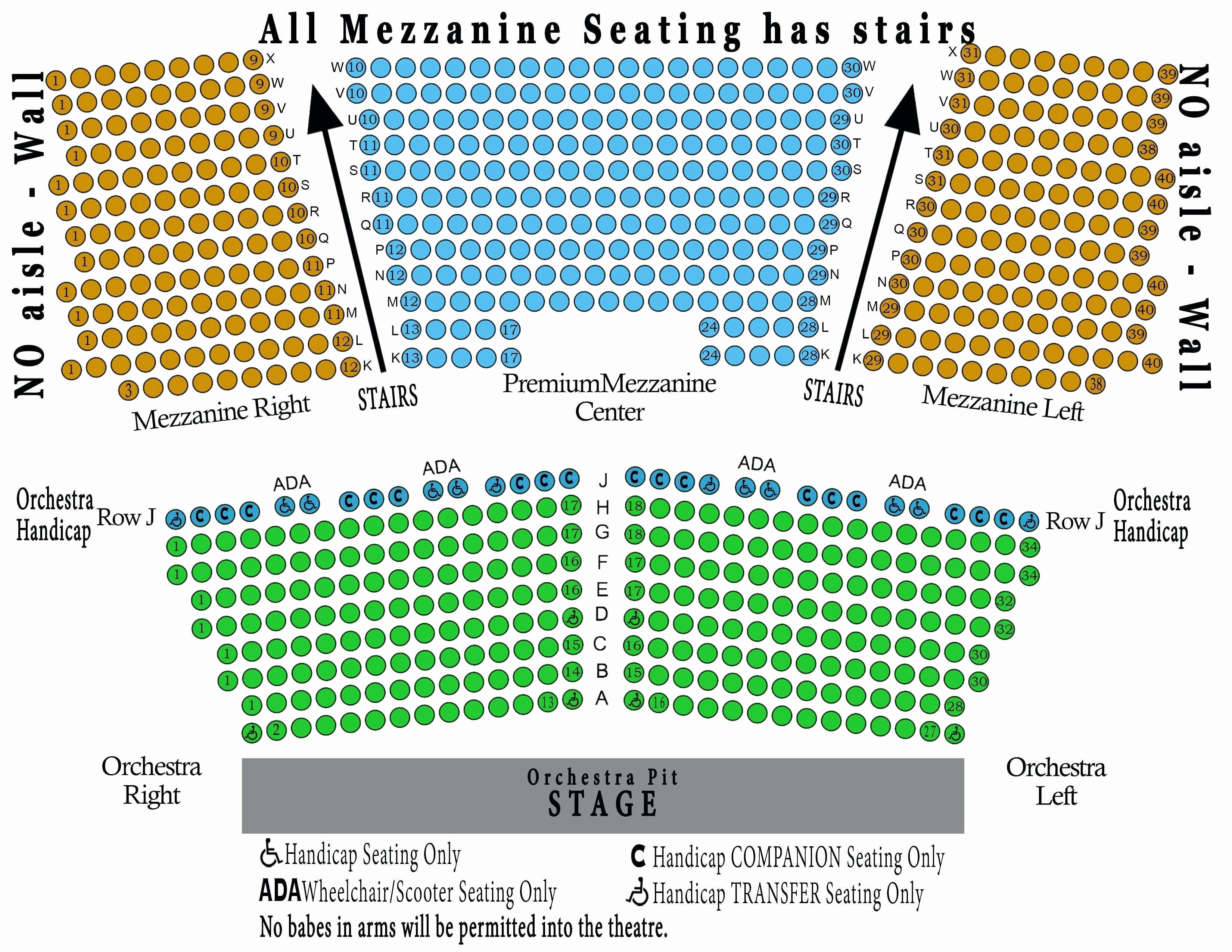 Auditorium Seating Chart Template Best Of 20 New Royal Opera House Seating Plan View