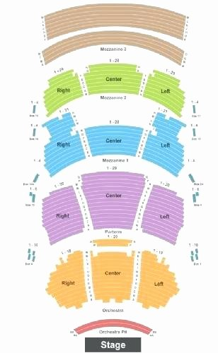 Auditorium Seating Chart Template Elegant Dolby theater Seating View the Ocollective