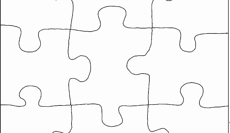 Autism Puzzle Piece Template Beautiful Printable Puzzle Piece Templates Template Lab Printable