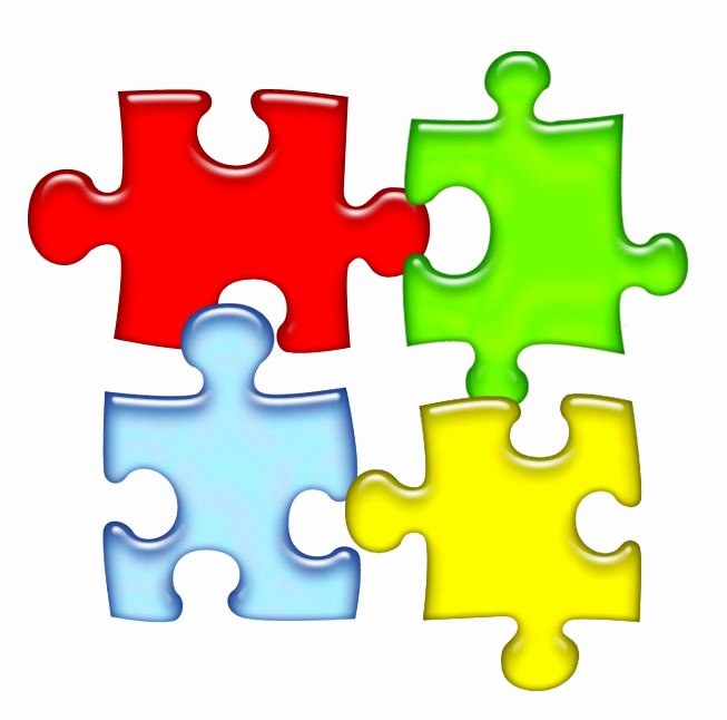 Autism Puzzle Piece Template Best Of Autism Puzzle Piece Template Clipart Best