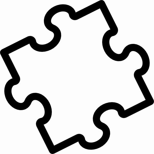 Autism Puzzle Piece Template Elegant 25 Best Ideas About Puzzle Piece Template On Pinterest