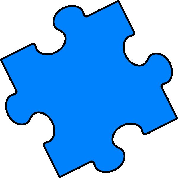 Autism Puzzle Piece Template Luxury Autism Puzzle Piece Clip Art Clipart Best