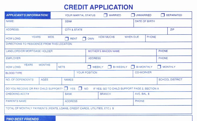 Auto Credit Application Template New What Really Goes On at Car Dealerships Autoguide News