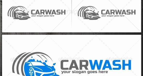 Auto Detailing Logo Template Awesome Car Wash Logo Templates