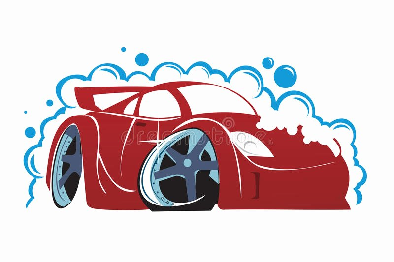 Auto Detailing Logo Template Awesome Car Wash Stock Vector Illustration Of Elite Services