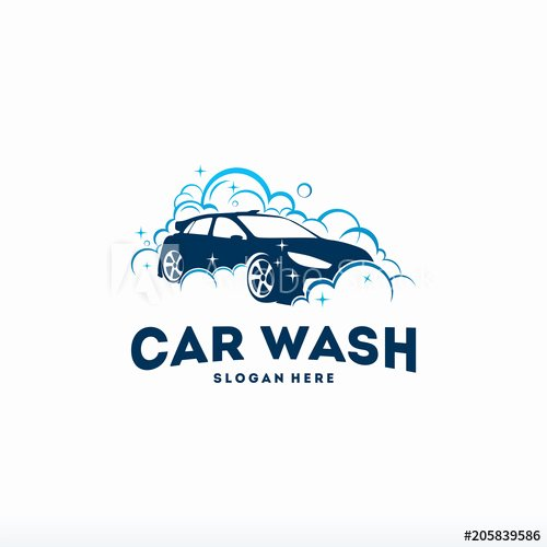 Auto Detailing Logo Template Awesome Cars 95 Logo Vector