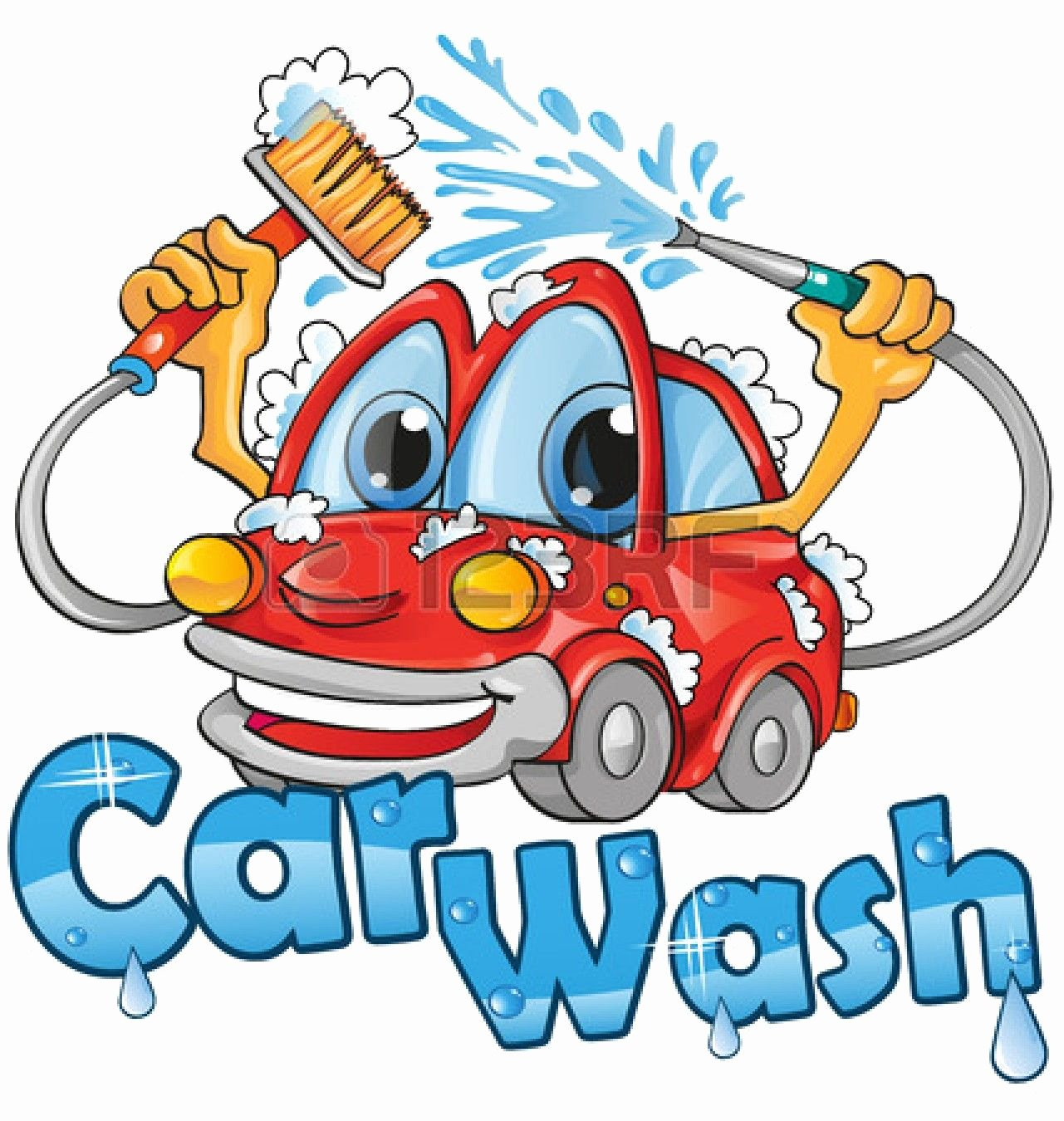 Auto Detailing Logo Template Best Of Car Wash Fundraiser Car Wash Fundraiser Clipart