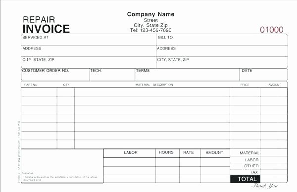 Auto Work order Template Beautiful Creating Your Own Maintenance Work order Template Free