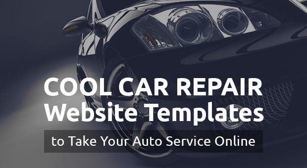 Automotive Repair Website Template Inspirational Learn How to Make A Car Repair Website with This Guide