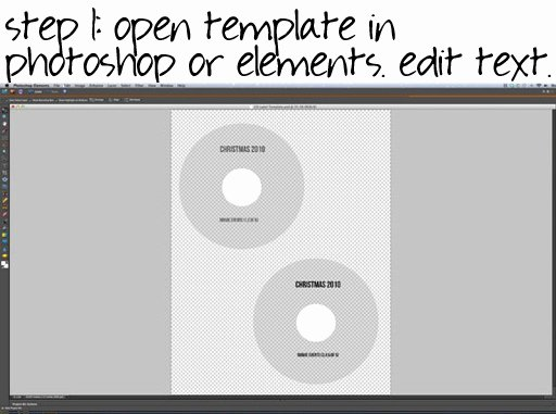 Avery 5931 Template Photoshop New Easy Cd Labels Template to Pin On Pinterest