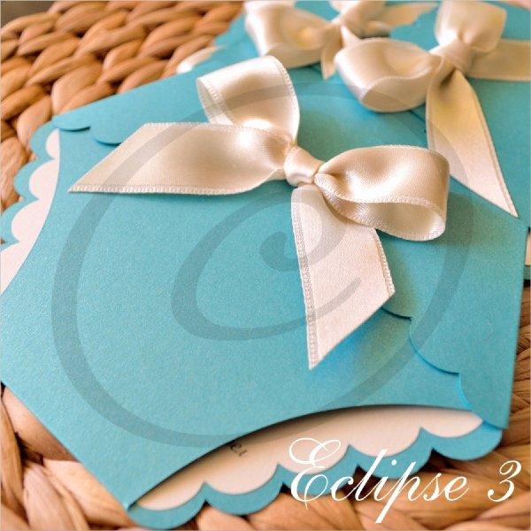Baby Diaper Invitation Template New 13 Sample Diaper Invitations