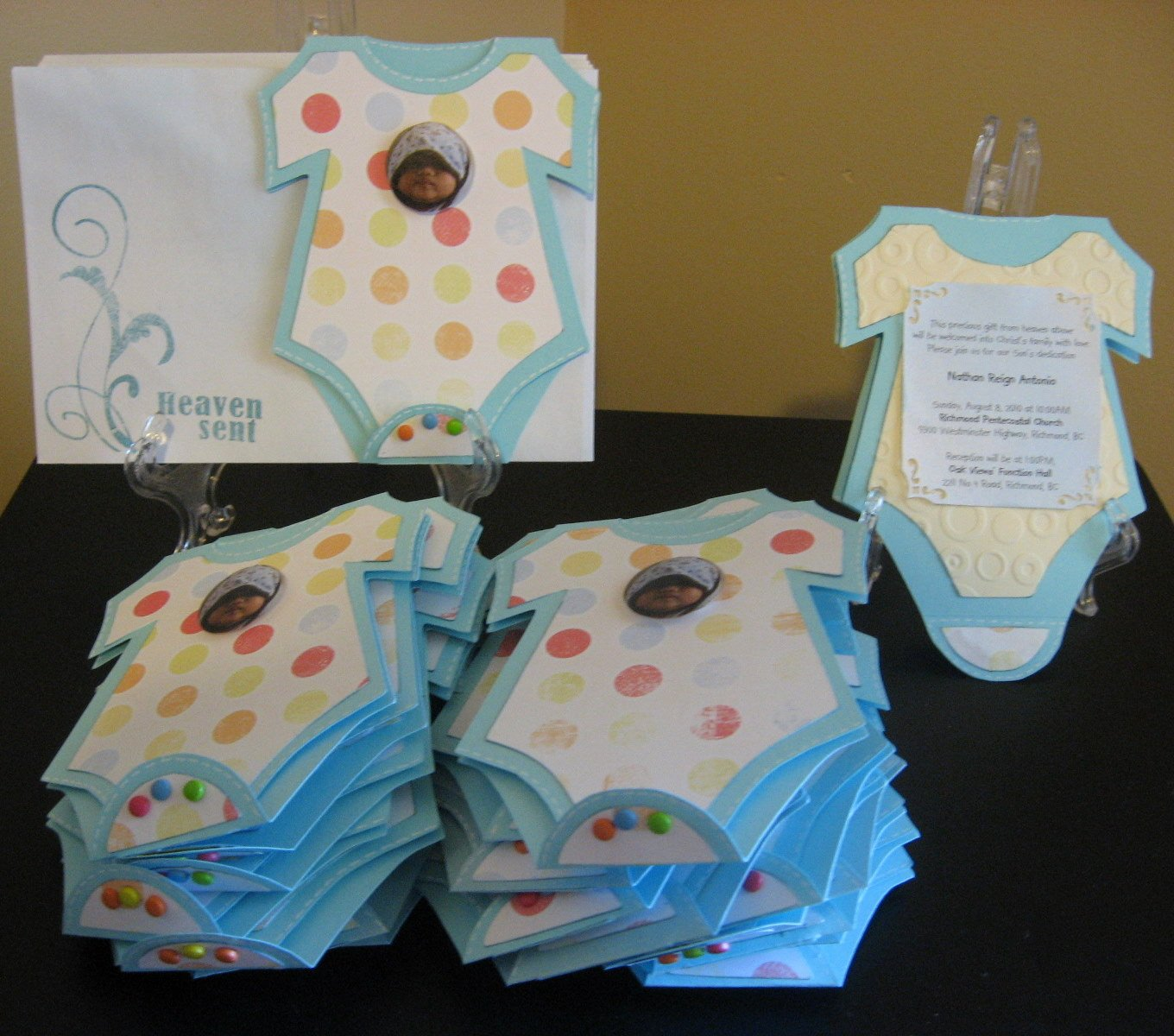 Baby Onesies Invitations Template Lovely Baby Esies Invitations Template