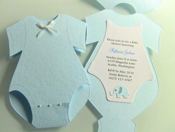 Baby Onesies Invitations Template New 17 Yellow Esie Baby Shower Invitations Grey Elephant White