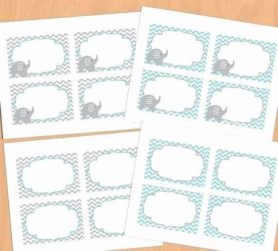 Baby Registry Card Template Inspirational Baby Shower Registry Cards Template – Macolineo