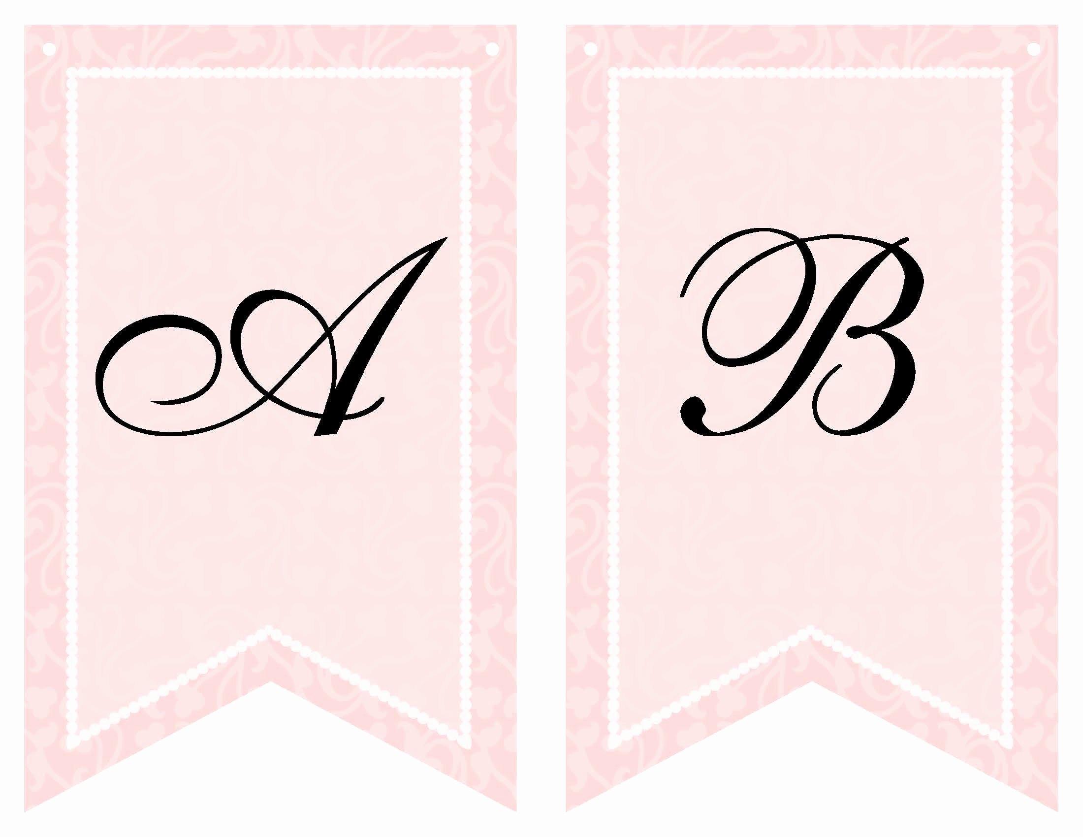Baby Shower Banner Template Elegant Free Printable Bridal Shower Banner Vow Renewal