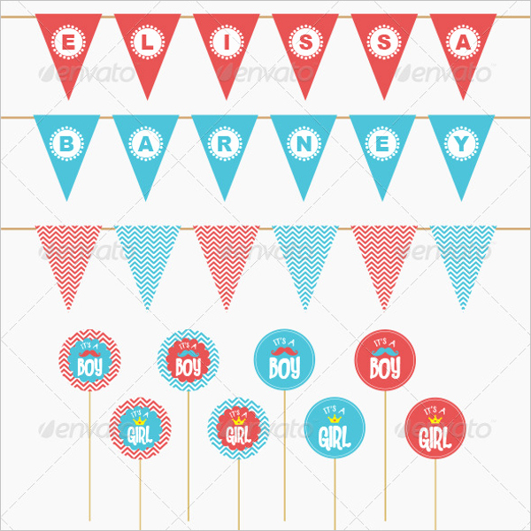 Baby Shower Banner Template Inspirational 32 Baby Shower Banner Templates Free Psd Word Design Ideas