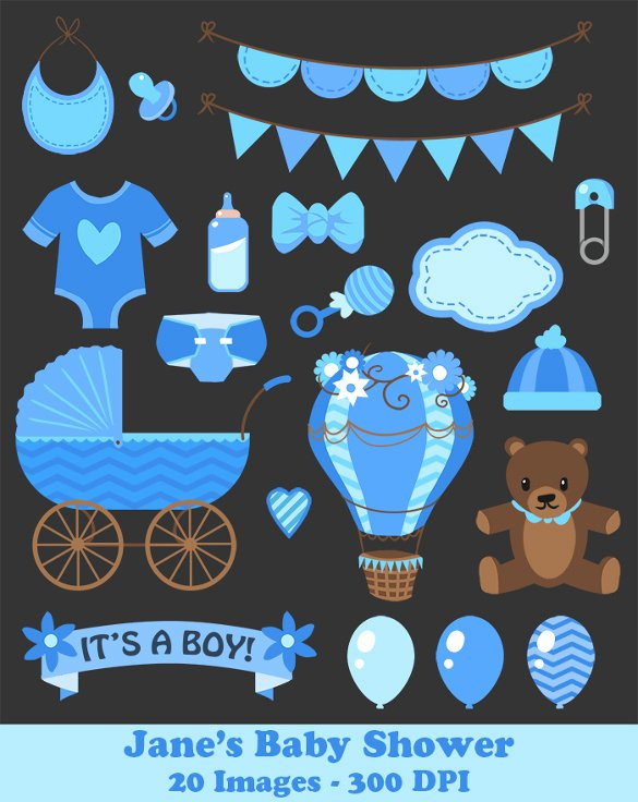 Baby Shower Banner Template Unique Baby Shower Banner Template – 21 Free Psd Ai Vector Eps