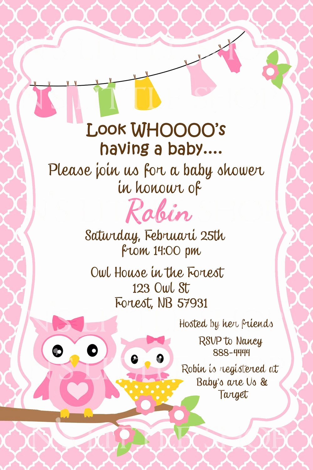 Baby Shower Card Template Best Of Baby Shower Baby Shower Invitations Cards Designs Card