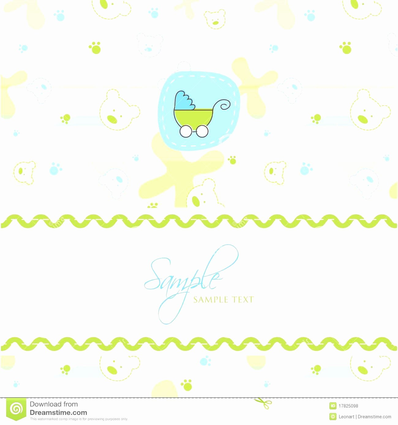 Baby Shower Card Template Luxury Baby Shower Template Mughals