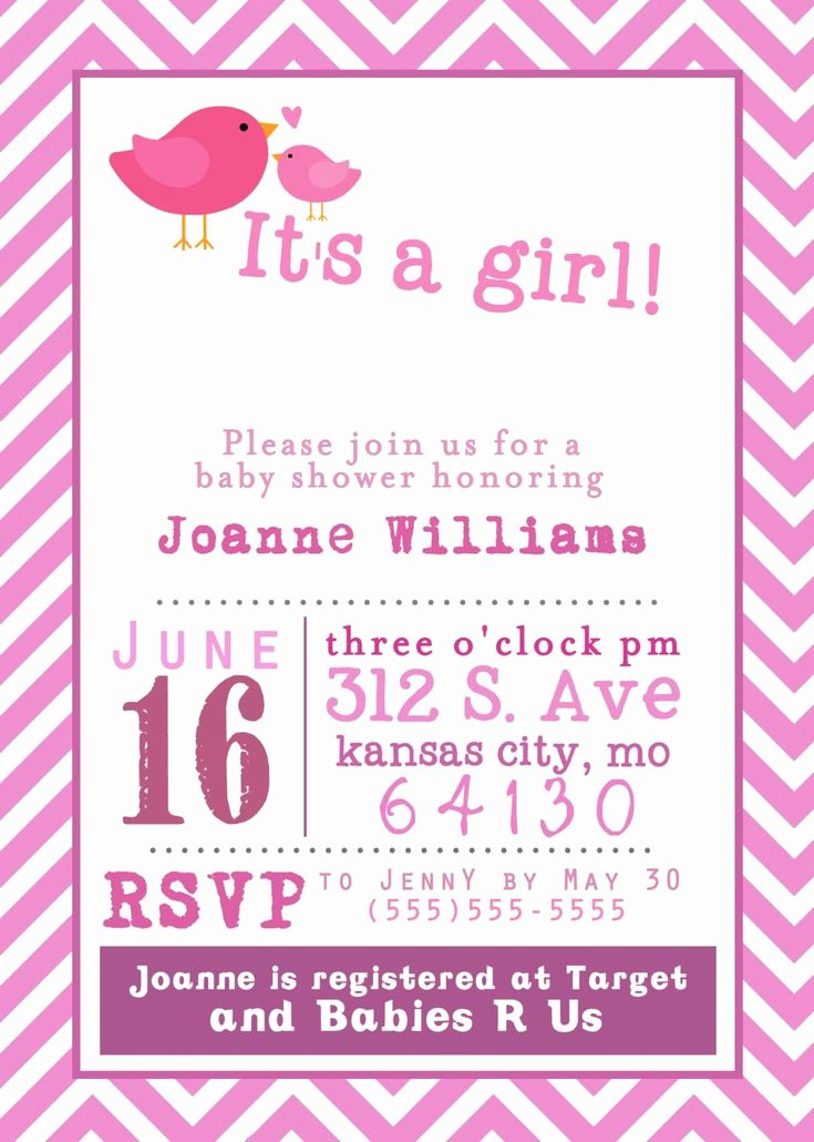Baby Shower Card Template Unique 10 Best Stunning Free Printable Baby Shower Invitations